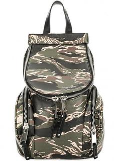 Камуфляжная сумка-рюкзак со съемными лямками Replay