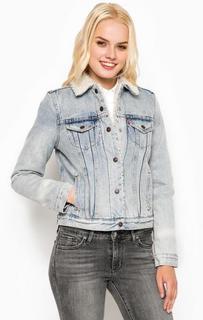 Утепленная джинсовая куртка на кнопках Levis®