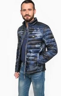 Демисезонная куртка камуфляжной расцветки Tom Tailor