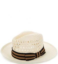 Бежевая шляпа Kocca