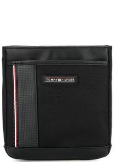 Маленькая сумка с широким плечевым ремнем Tommy Hilfiger