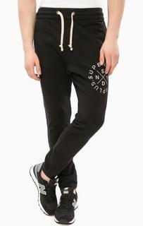 Черные спортивные брюки Superdry