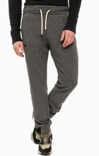 Серые спортивные брюки Superdry