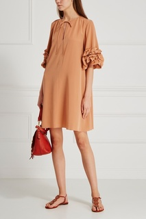 Шелковое платье See By Chloé