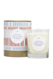 Ароматическая свеча Saffron Sandalwood Kobo Candles