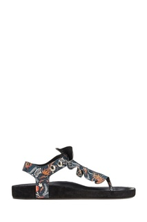 Кожаные сандалии Leakey Isabel Marant