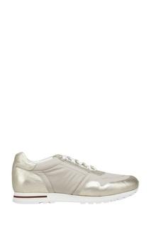 Комбинированные кроссовки Loro Piana
