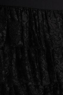 Однотонное платье Alessandra Rich