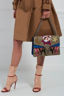 Комбинированная сумка Dionysus Gucci