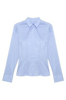 Хлопковая рубашка Bashina Hugo Boss