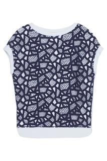 Хлопковая блузка Biryukov