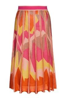Комбинированная юбка M Missoni