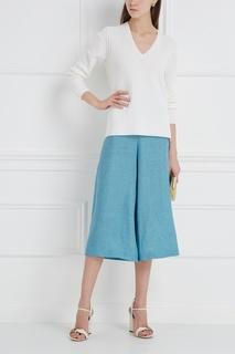Льняные брюки Loro Piana