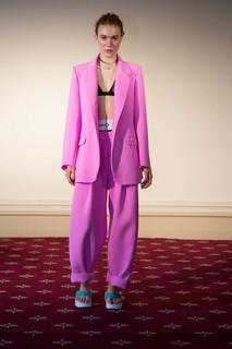 Шерстяные брюки Natasha Zinko