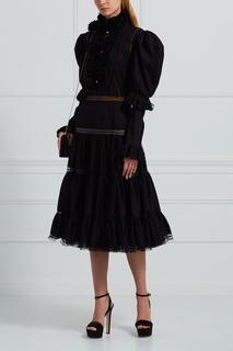 Хлопковое платье Natasha Zinko