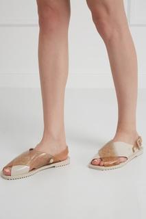 Комбинированные сандалии Melissa