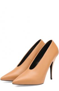 Туфли из эко-кожи на шпильке Stella McCartney