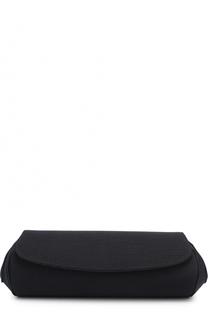 Клатч из текстиля Giorgio Armani