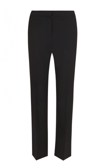 Укороченные брюки прямого кроя со стрелками Diane Von Furstenberg