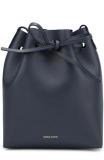 Сумка Mini Bucket Mansur Gavriel