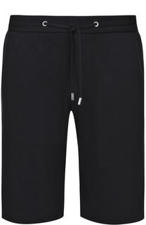 Хлопковые шорты свободного кроя Montecore