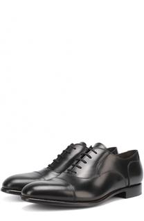 Классические кожаные оксфорды Rocco P.