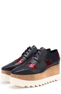 Ботинки из эко-кожи на платформе Stella McCartney