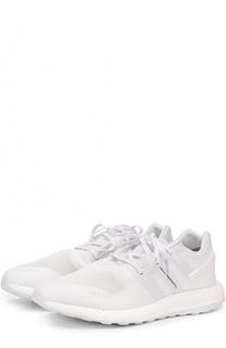 Текстильные кроссовки на шнуровке Y-3