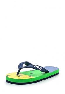 Сланцы Polo Ralph Lauren