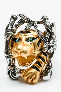 "Кольцо ""Тигр"" Patricia Bruni"