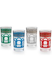 Набор стаканов для чая-4 шт La Rose des Sables