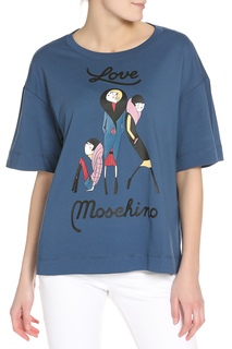 Футболка Love Moschino