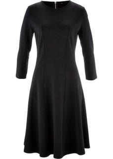 Римское платье от дизайнера Maite Kelly (черный) Bonprix