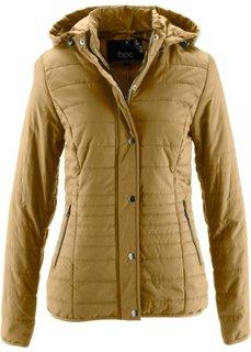 Стеганая куртка на ватной подкладке (омелово-зеленый) Bonprix