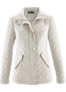 Стеганая куртка (бежевый) Bonprix