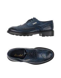 Обувь на шнурках Drudd