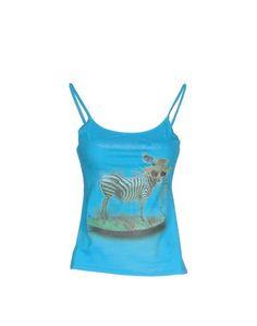 Топ без рукавов Patrizia Pepe Beachwear
