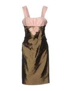 Платье до колена Mireia Bisbe