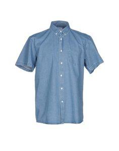 Джинсовая рубашка Saturdays Surf NYC