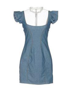 Короткое платье Alessandra Rich
