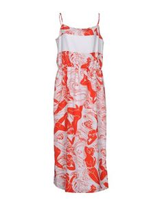 Платье длиной 3/4 Carven