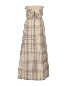 Длинное платье Delpozo