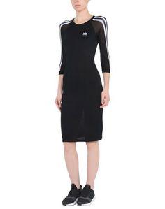Платье до колена Adidas Originals