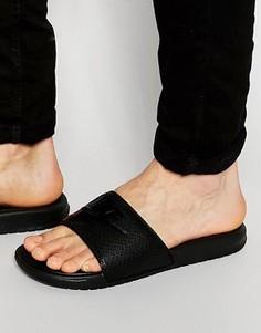 Шлепанцы Nike Benassi 343880-001 - Черный