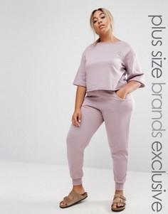 Свободные джоггеры Pink Clove - Фиолетовый