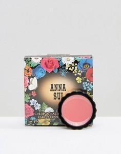 Блеск для губ и лица Anna Sui - Розовый
