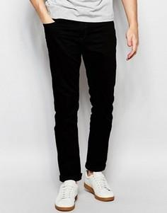 Узкие джинсы Hilfiger Denim - Черный