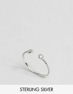 Серебряное кольцо с подковой Kingsley Ryan - Серебряный