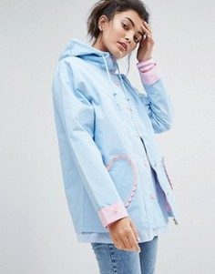 Куртка Lazy Oaf Feeling Blue - Синий