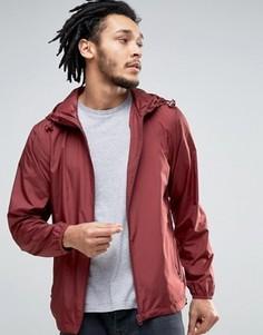 Легкая куртка с капюшоном Esprit - Красный